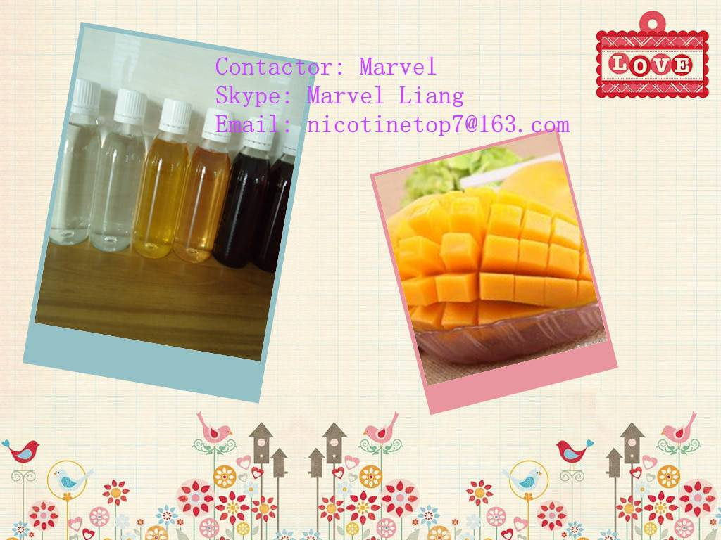 Fruit&Herb&Flowers Flavors - Mango Flavor (hot selling)