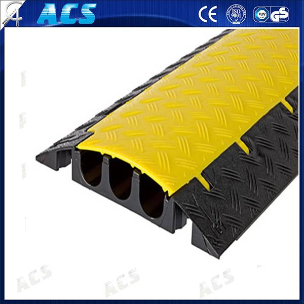 high quality low price 3-Channel Cable Covers/Road Cable Ramp/Cable Protector outdoor