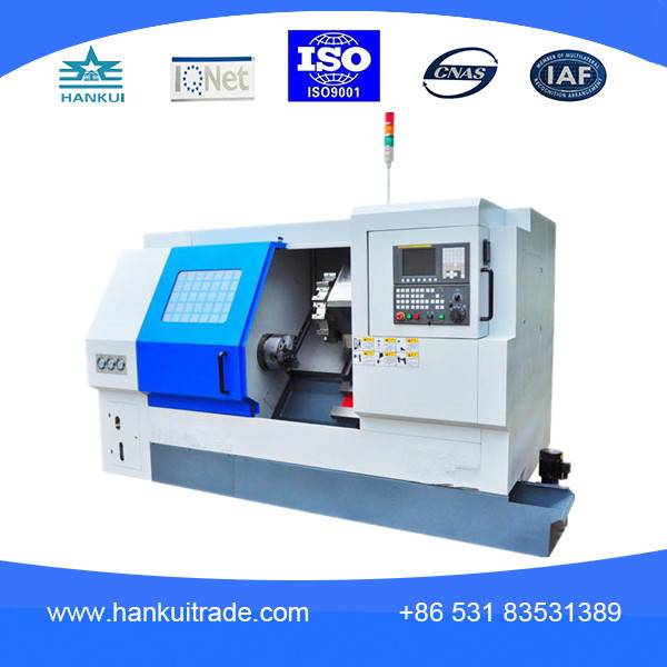 HIgh quality low price slant bed CNC lathe