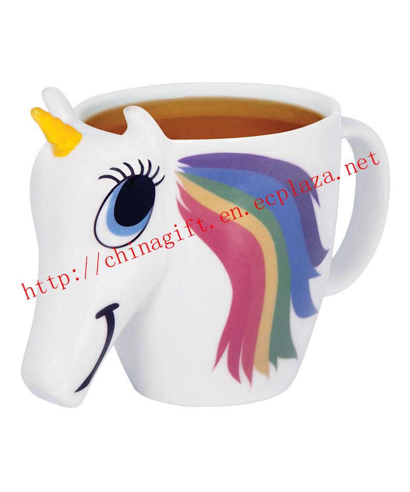 Unicorn Color Changing Mug