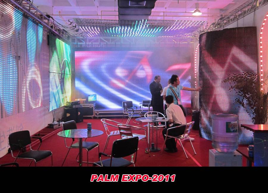 Galaxias p12 led display for live show, DJ, peformance