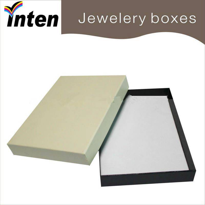 velvet insert PU leather box for promotion