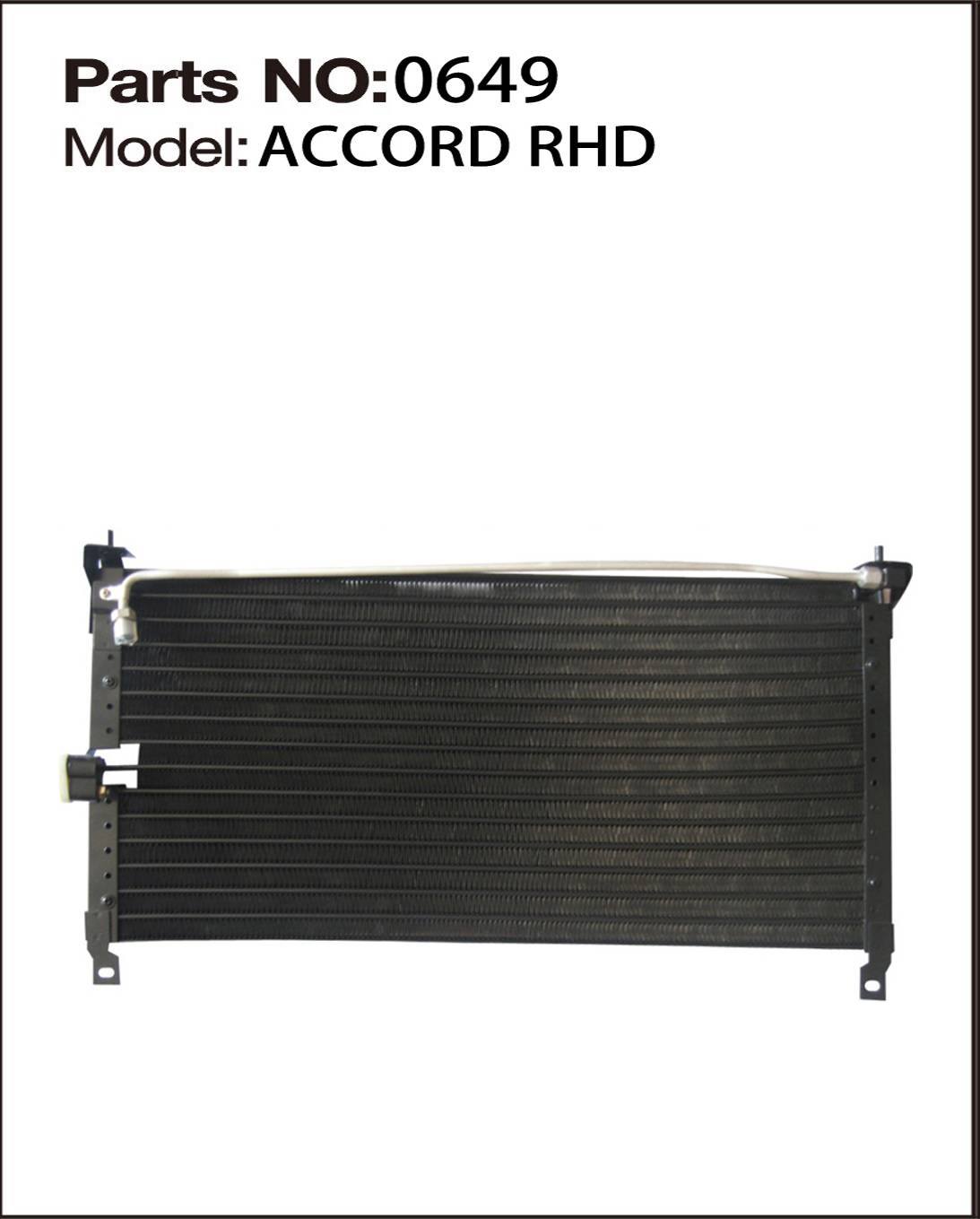 Cheap price good quality auto ac parts condenser