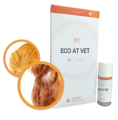 Eco AT Vet for pet atopic or wound care