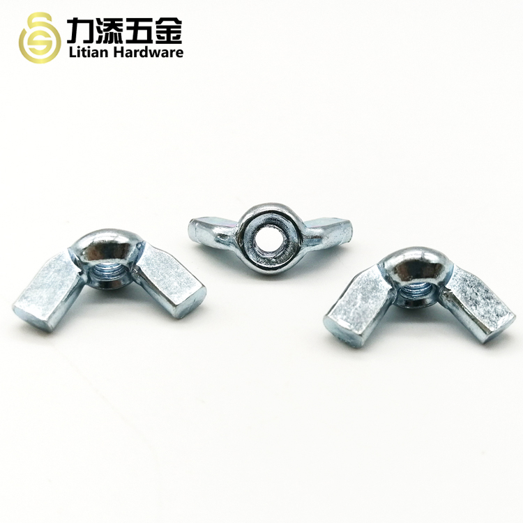 The best DIN315 stainless steel zinc m2 nylock wing nut