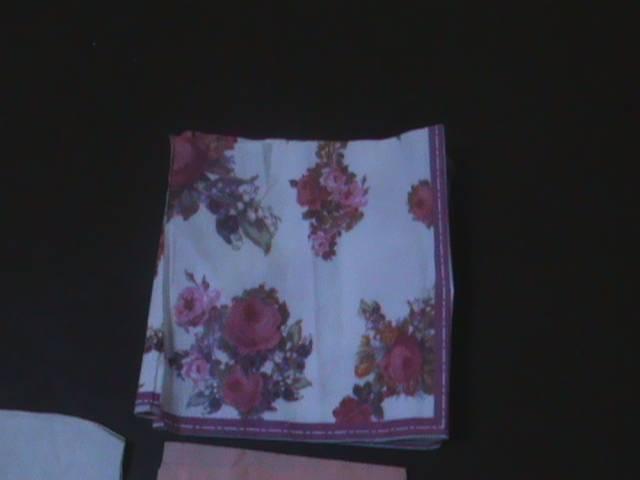 Total printed napkin machine