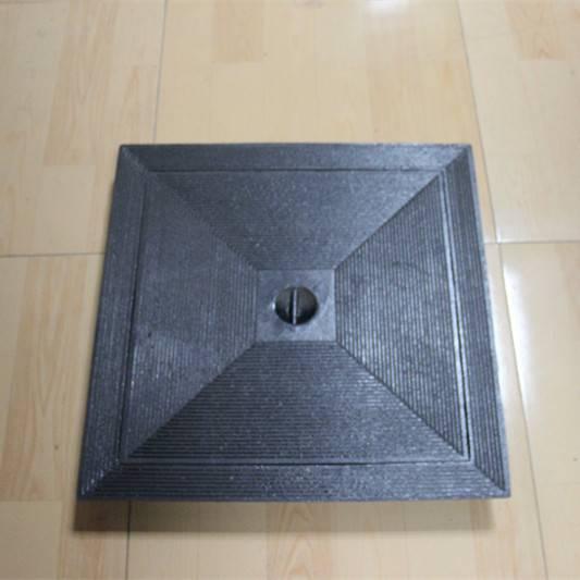 Dia 600X600mm Ductile Iron Manhole Cover