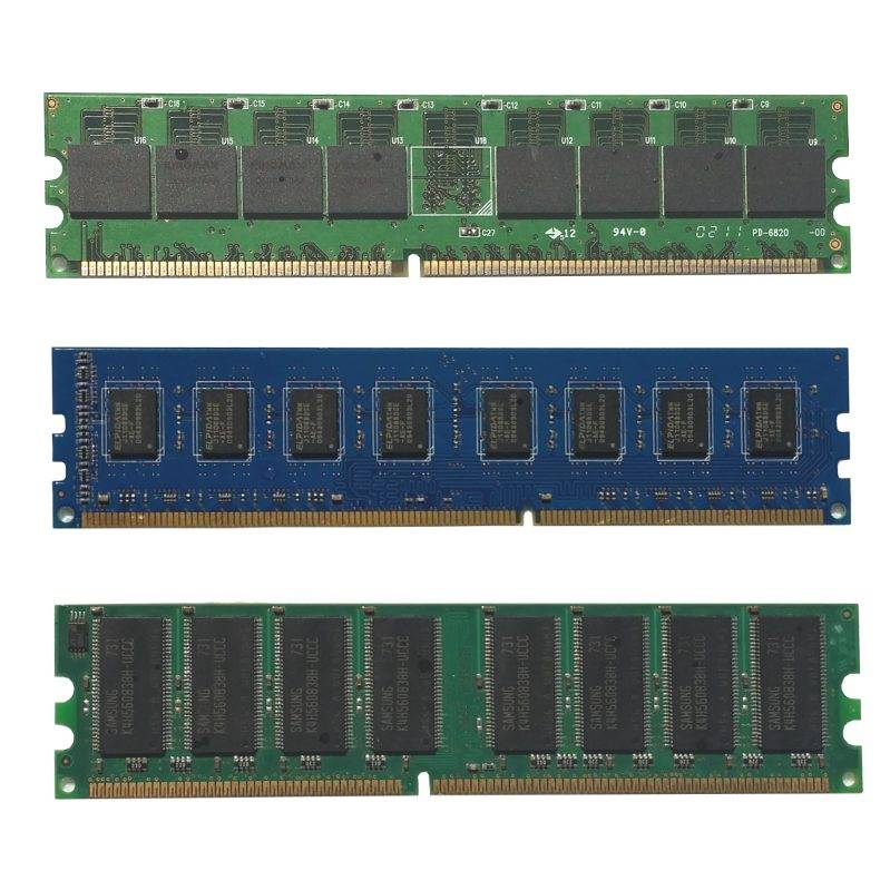 Offer to Sell DDR Memory Modules for Desktop PC