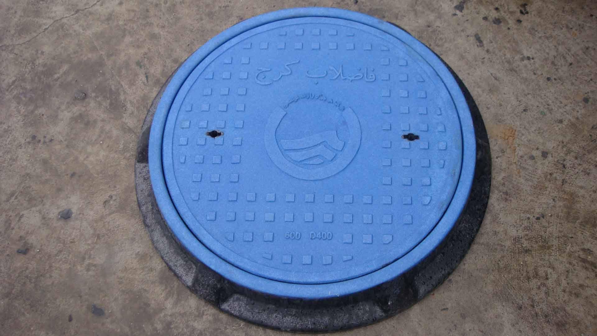 Cast Iron Manhole Cover New Items CHINA FACTORY SUPPORT