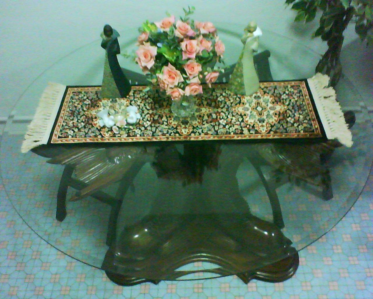 Luxurious Exquisite Decorative High Quality Table Runners