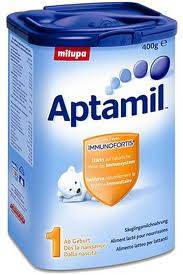 SELL APTAMIL AND COW AND GATE MILK POWDER