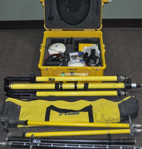Used Trimble SPS880 Extreme Rover & SPS850 Extreme Base 900MHz