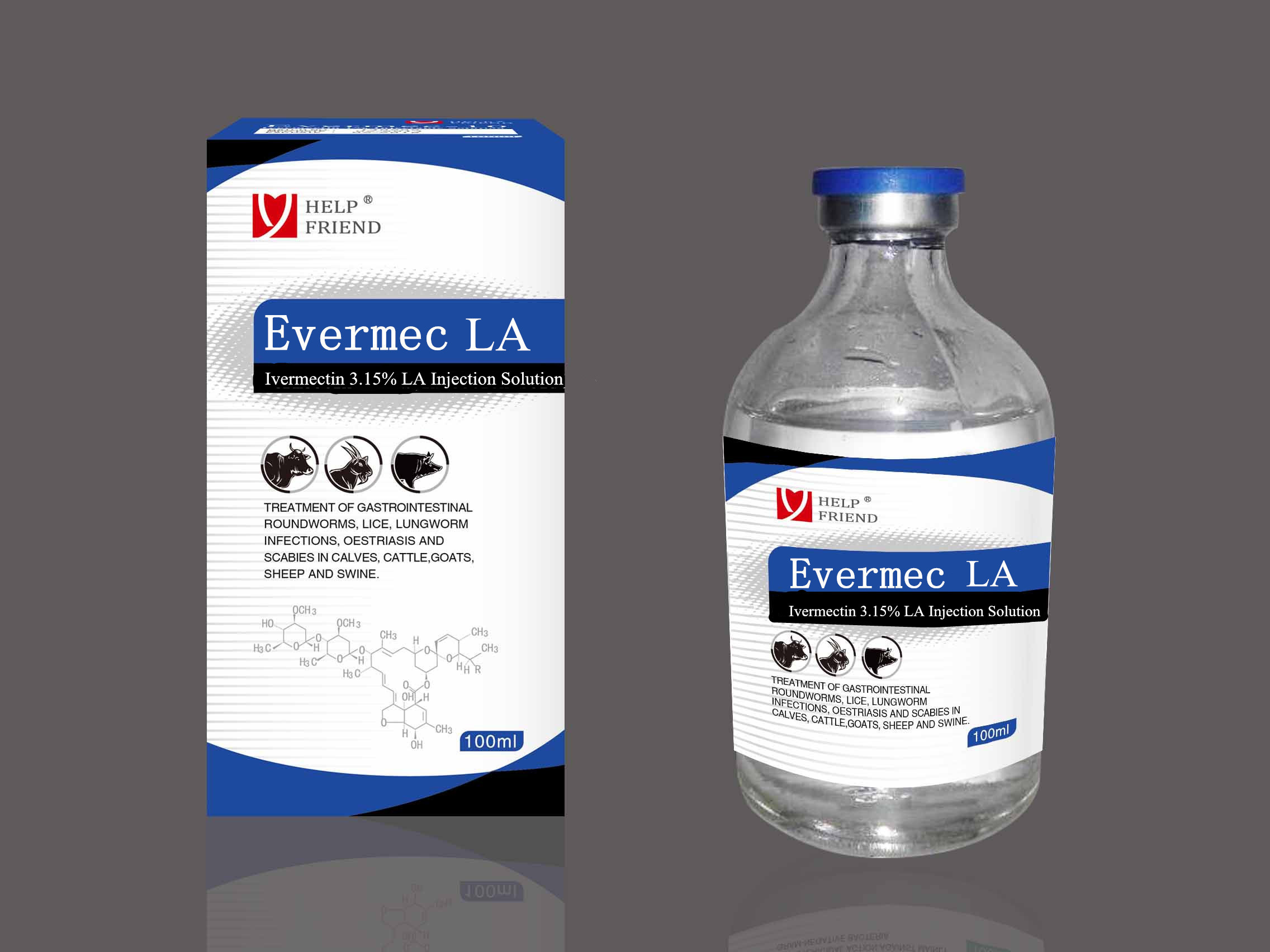 Ivermectin 3.15% LA Injectable Solution