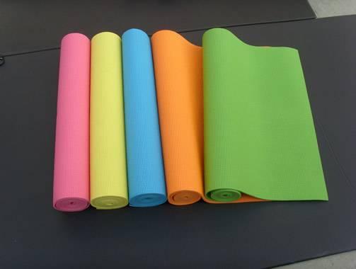 1/4 extra thick Yoga Mats / pilates mat / exercise mat