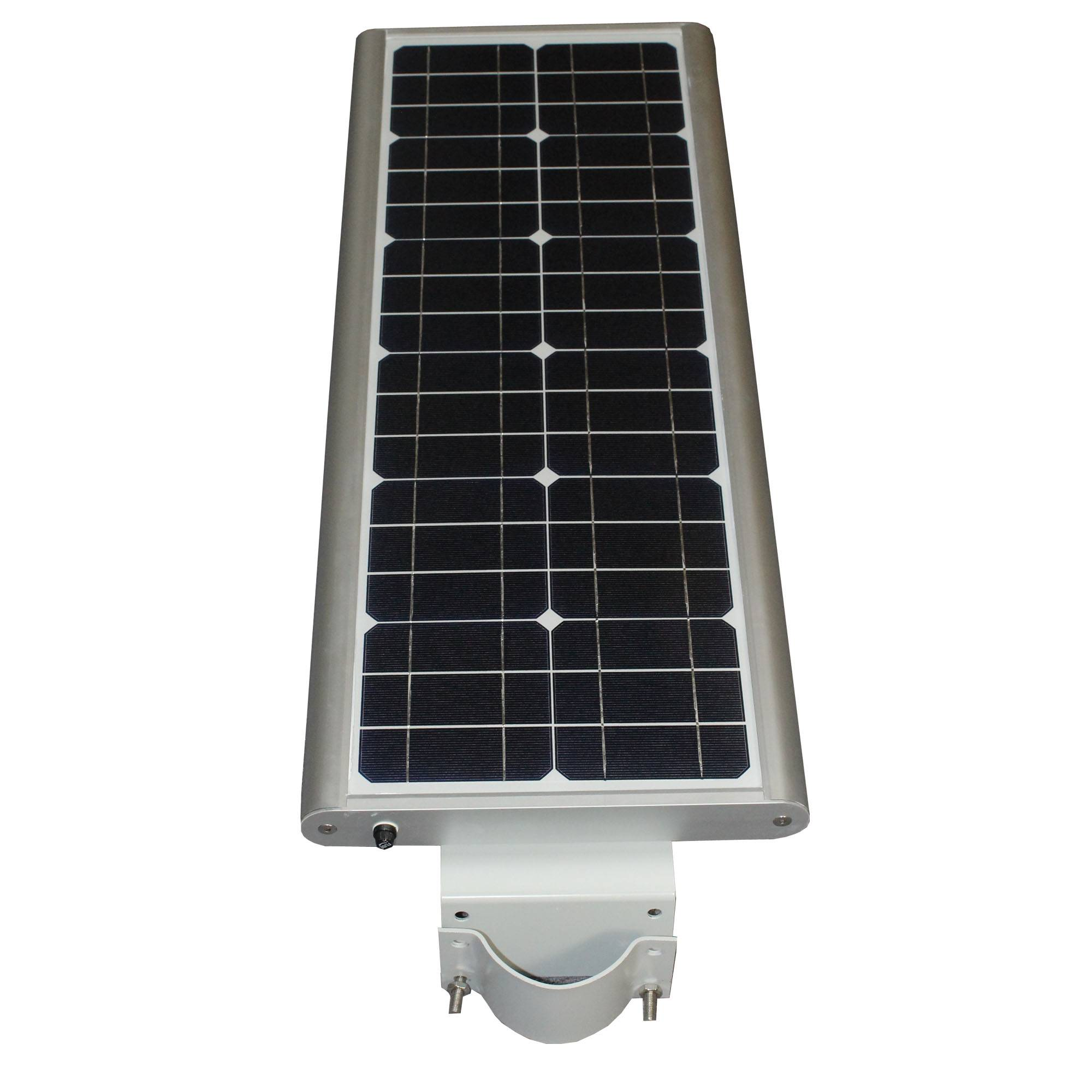 All in one solar street light with 20W LED lamp