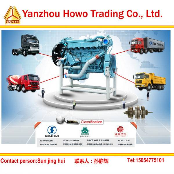 Professional truck parts vendors