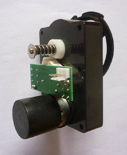 single and double gear motors for vending machine