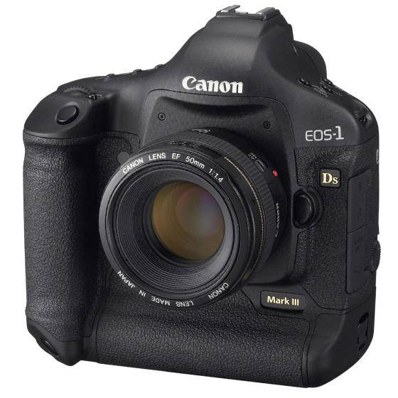 Canon EOS-1Ds Mark III SLR Digital Camera