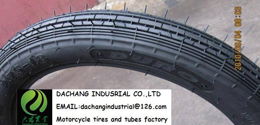 motorcycle tire brand DURO