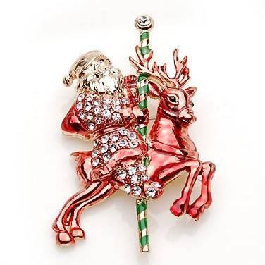 selling high fashion crystal brooch 60