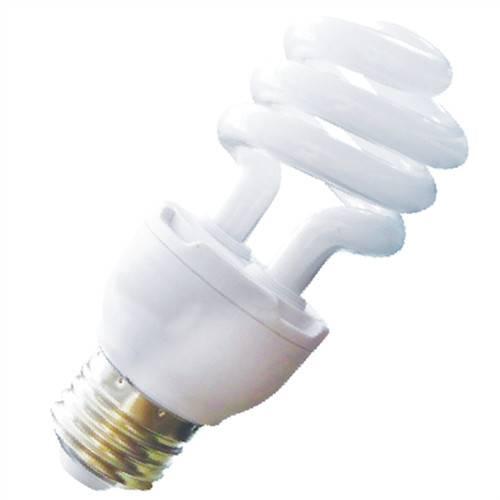 Half Spiral CFL ESL Energy save lighting CE SASO SONCAP www.zsjin-yu.com J&Y TECHNOLOGY CO,LTD