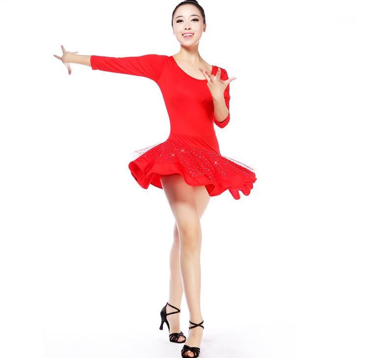 Dress,girl's latin dress,dancing dress