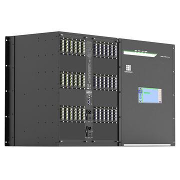 Seamless Switching Fiber Optic Matrix Switch,Supports Maximum 80km Transmission