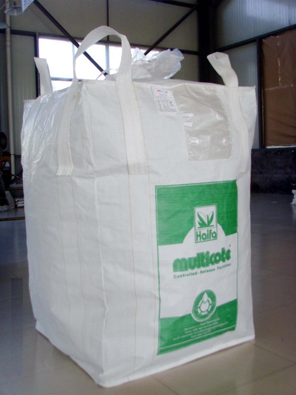 1000 kgs / 1500 kgs food grade FIBC bulk bags