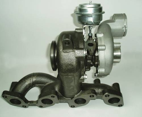 Turbocharger GT1749VA