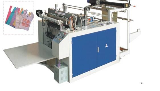 HTR-Series Heat-sealing&cutting Bag Making Machine