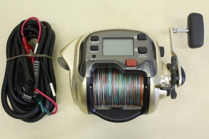 Shimano Dendou-Maru 4000-HP Big Game Electric Reel