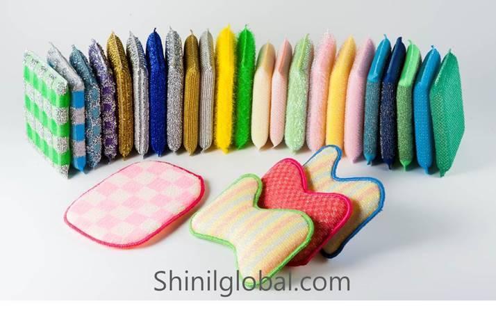 Fabric Scourer (Scrubber)