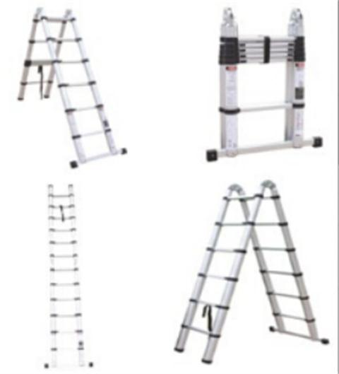 Telescopic(bamboo) Ladder