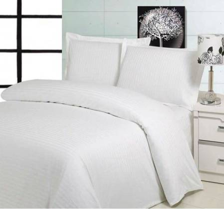Hospital white bed sheet, hotel bleached white bed sheet, Cotton bedding set, sheet fabric