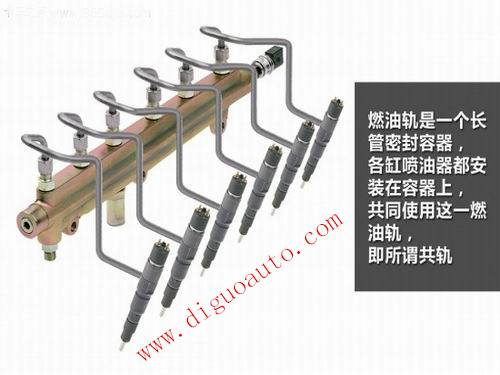 Diguo auto fuel rail