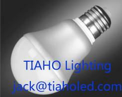 led global bulb 4W mcob led led dimmable new hot