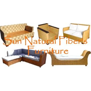Sun Natural Fiber's Furniture