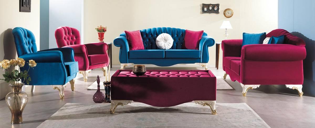 Home Furniture (Avangarde Seating Sets)