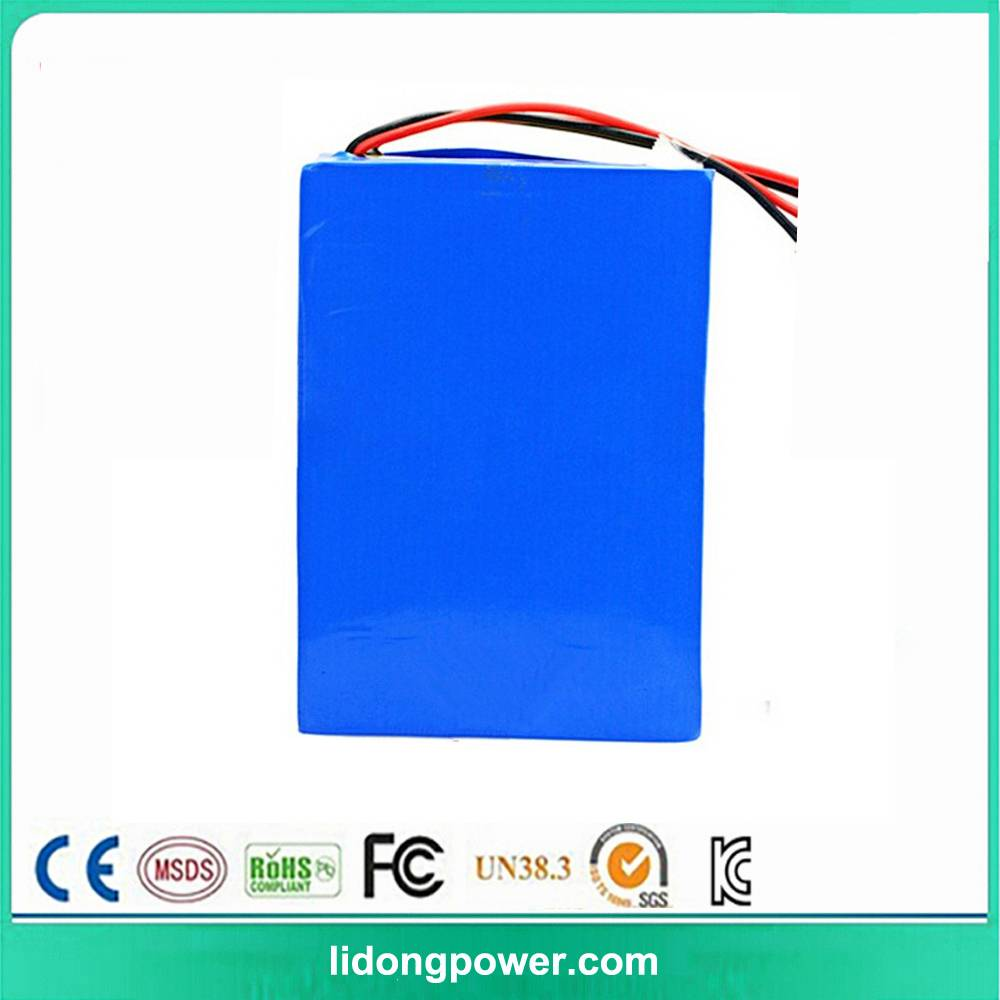 Li-ion Battery 32V 40AH LiFePO4 Type