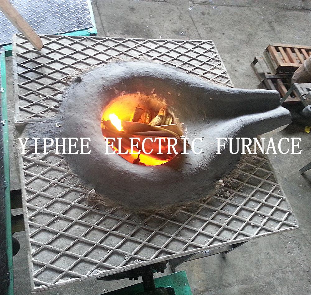 Non Ferrous Metal Induction Melting Furnace