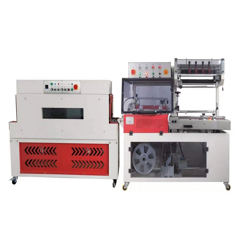automatic shrink packing machine for bottle/box/book
