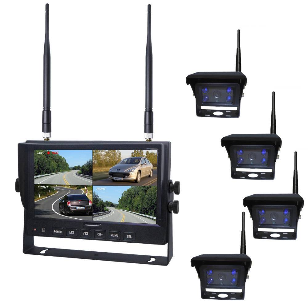 Reversing Digital Wireless Camera System