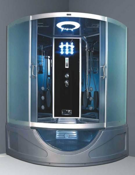 Bathroom shower screens luxury steam cabins