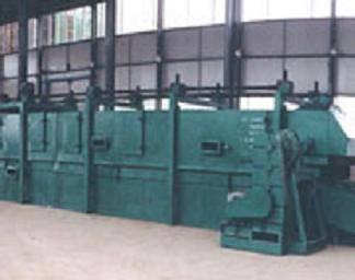 aluminum silicate fiber production line