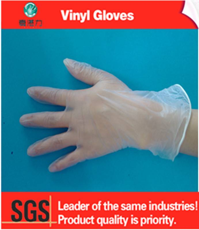 Disposable Vinyl Gloves Factory Wholesale Industry Vinyl Gloves