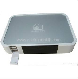 Google TV HD Android IPTV Receiver Box