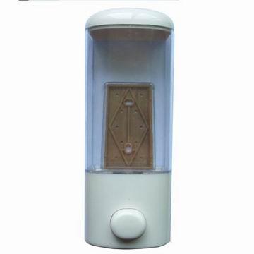 600ml Hotel Household Hand Wash Soap Dispenser , Wall Mounted Hand Sanitiser Dispenser