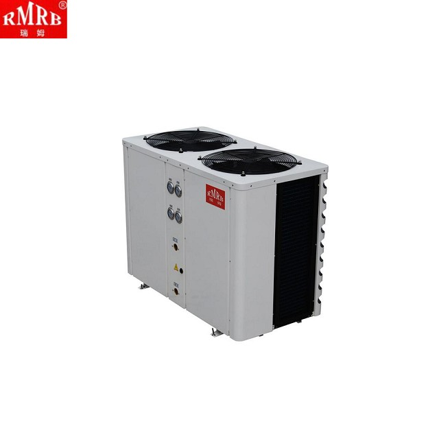rated heating output 38kw good quality spiral double pipe heat exchanger RMRB-10ZR-D