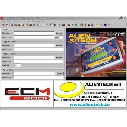 ECM Chiptuning 2001 V6.2