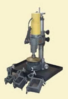 Concrete flat grinding machine